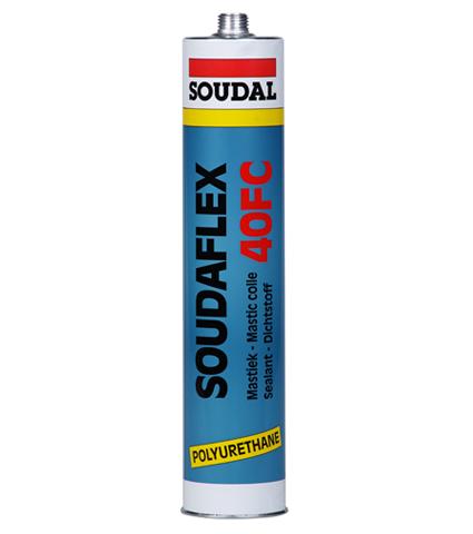 חומר איטום והדבקה פוליאוריטני  Soudaflex 40FC