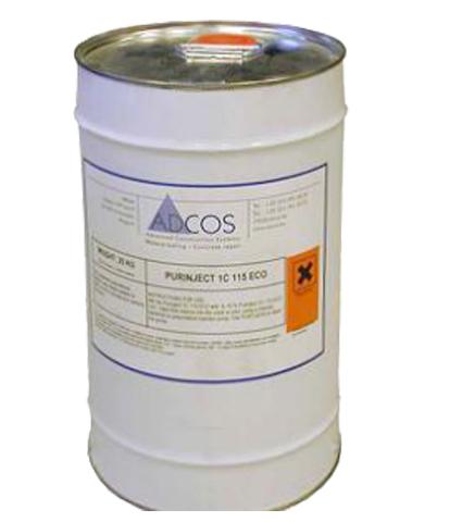 חומר הזרקה פוליאוריטני חצי גמיש ECO 115