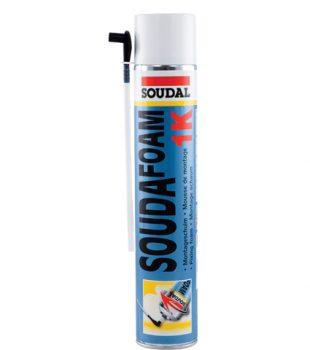 קצף פוליאוריתן איכותי SoudaFoam 1K