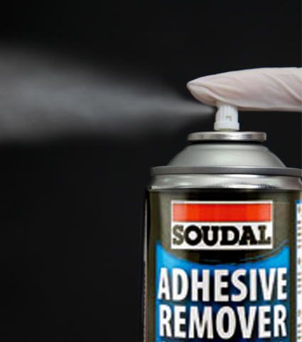 Adhesive Remover תרסיס מסיר דבקים