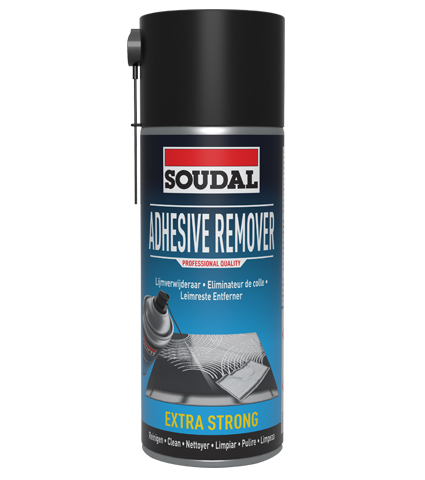 adhesive remover spray