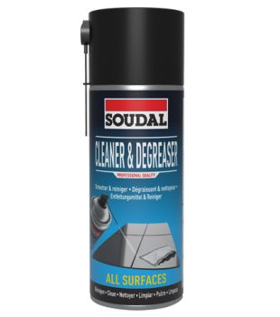 cleaner and degreaser spray