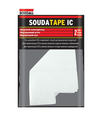 אטם בד פינה פנימית- חדרים רטובים SOUDATAPE IC