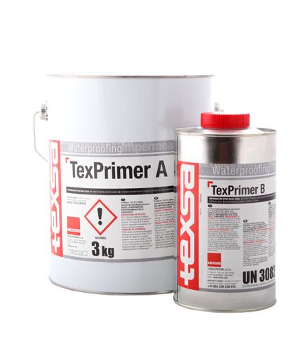 פריימר אפוקסי על בסיס מים טקספריימר – TEXPRIMER