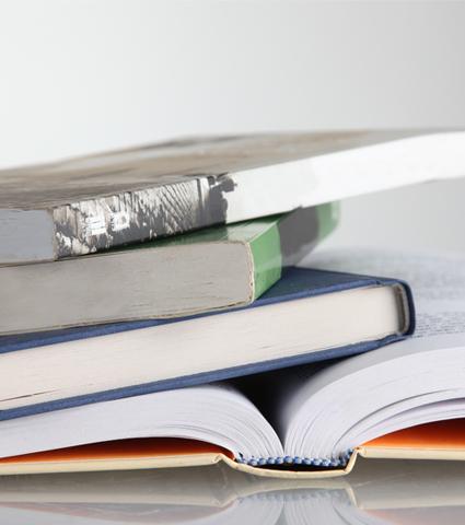דבק חם ספרים