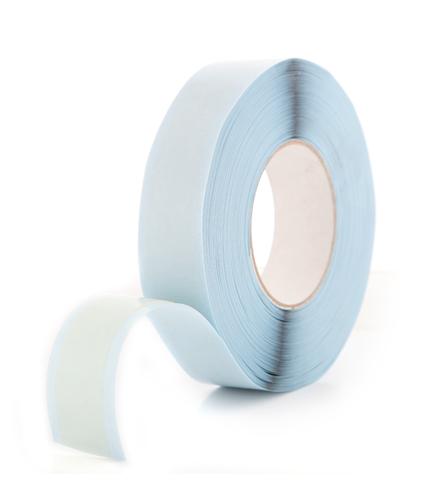 סרט הדבקה דו צדדי 485 להדבקת  פלסטיק